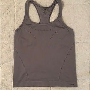 New Balance Athletic workout bra tank top Size M